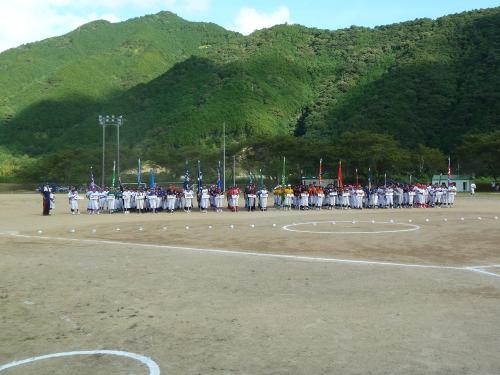 県内27チームが参加!海山カップ ソフトボール大会1.jpg