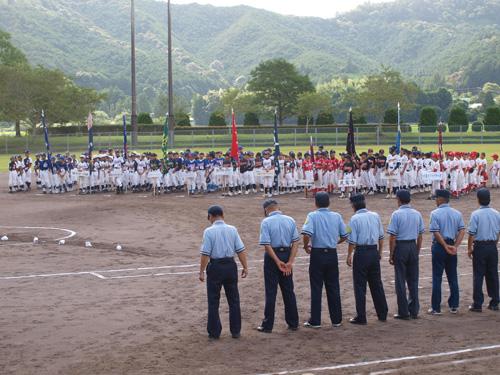 小富士杯ソフトボール大会1